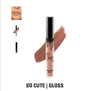 New Kylie lipgloss